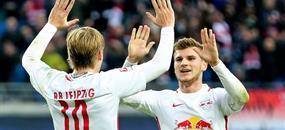 RB Lipsko - Bayer Leverkusen