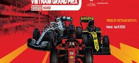 Vstupenky na F1 - Velká cena Vietnamu 2020
