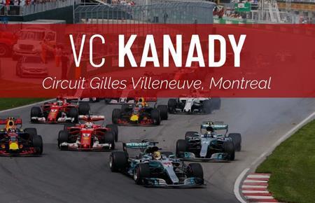 Vstupenky na F1 - Velká cena Kanady 2020