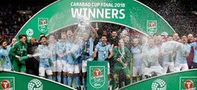 Vstupenka na finále Carabao Cup Manchester City - Aston Villa