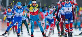 Hotel & vstupenka na světový pohár v biatlonu Nové Město na Moravě 2020 2 noci