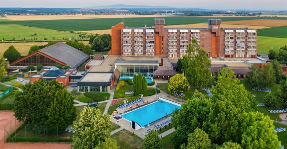 Bükfürdö - Hotel Danubius Health Spa Resort Bük, 3 noci, All Inclusive, sleva až 25%