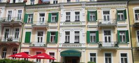 Františkovy lázně - Hotel Melodie, Týdenní Seniorské pobyty