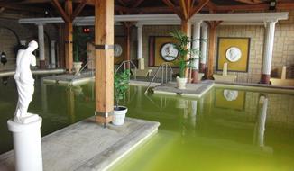 Podhájska - Penzion Energy I., Silvestr, termální bazén zdarma