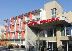 Luhačovice/Pozlovice - Wellness Hotel Pohoda, Levandulový Minirelax, 4 noci, 4 procedury