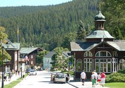 Horské lázně Karlova Studánka - Lázeňské domy a vily, Rekreační pobyty 5 a 7 nocí