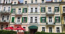 Františkovy lázně - Hotel Melodie, Seniorské pobyty na 5 nocí