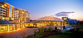 Budapešť - Hotel Aquaworld Resort Budapest, 4 noci, 5% sleva 1.Moment a 4=3