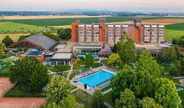 Bükfürdö - Hotel Danubius Health Spa Resort Bük, 4 noci, All Inclusive, sleva 4=3 celý rok