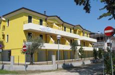 Bibione - Apartmány Villa Poli, komfortně zařízené apartmány, 5% sleva 1.Moment