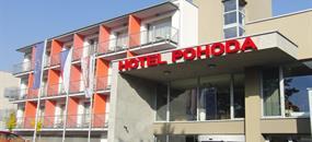 Luhačovice/Pozlovice - Wellness Hotel Pohoda, Minirelax, 4 noci, 4 procedury