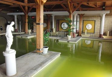 Podhájska - Penzion Energy I., termální bazén zdarma