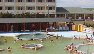 Podhájska - Penzion Energy II., termální bazén zdarma