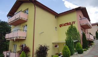 Podhájska - Penzion Quatro IV., blízko koupaliště