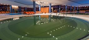 Bükfürdö - Greenfield Hotel Golf and Spa - Vlastní lázně, 5 nocí v akci 5=4 - NOVÁ SLEVA