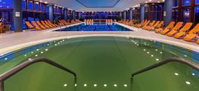 Bükfürdö - Greenfield Hotel Golf and Spa - Vlastní lázně, 4 noci v akci 4=3 - NOVÁ SLEVA