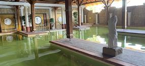Podhájska - Bungalovy Energy I., termální bazén zdarma
