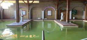 Podhájska - Penzion Energy I., termální bazén zdarma, prodej 2021