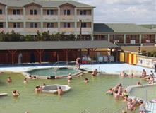 Podhájska - Penzion Energy II., termální bazén zdarma, prodej 2021