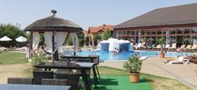Bükfürdö - Greenfield Hotel Golf and Spa - Vlastní lázně, 4 noci v akci 4=3, prodej 2021