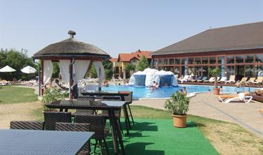 Bükfürdö - Greenfield Hotel Golf and Spa - Vlastní lázně, 5 nocí v akci 5=4, prodej 2021