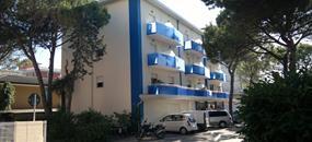 Bibione - Apartmány Al Sole, oblíbené ubytování, 5% Sleva 1.Moment