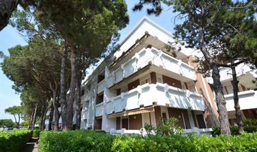 Bibione Pineda - Apartmány Alga, blízko pláže i přístavu, 5% Sleva 1.Moment