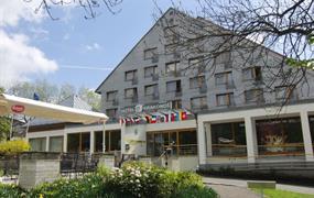 Mariánské lázně - Hotel Krakonoš, Relax pobyt na 5 nocí, restart začíná v červnu...