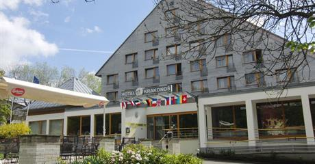 Mariánské lázně - Hotel Krakonoš, Rekreační pobyt na 5 nocí, restart začíná v červnu...