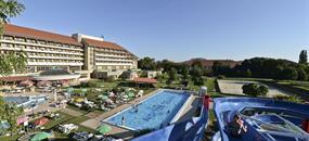 Tapolca - Hotel Pelion, 5 nocí, bazény, sauny a léčivá jeskyně zdarma, sleva 5=4