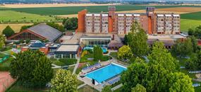 Bükfürdö - Hotel Danubius Health Spa Resort Bük, 5 nocí, All Inclusive, sleva 5=4 celý rok