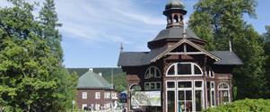 Horské lázně Karlova Studánka - Lázeňské domy a vily, Relax v každém věku