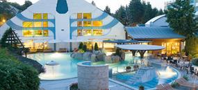 Hévíz - Naturmed Hotel Carbona, 5 nocí, 5=4 a 5% sleva 1.Moment