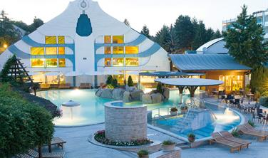 Hévíz - Naturmed Hotel Carbona, 2 noci, 5% sleva 1.Moment