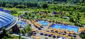 Budapešť - Hotel Aquaworld Resort Budapest, 5 nocí, 5% sleva 1.Moment a 5=4