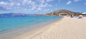 Santorini – Paros – Naxos