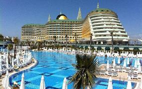 Hotel Delphin Imperial (letecky z Katowic)
