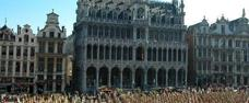 Adventní Brusel + Gent a Bruggy s průvodcem