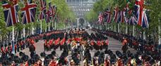 Londýn + oslava 92. narozenin královny Alžběty II. s průvodcem
