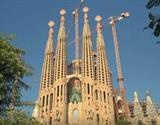 Barcelona + klášter Monserrat + stadion klubu FC Barcelona - Camp Nou