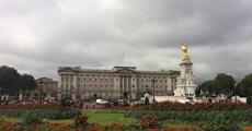 Londýn + Buckingham Palce s průvodcem