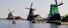 Amsterdam + Alkmaar + Zaanse Schans + květinový park Keukenhof s českým průvodcem