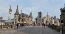 Brusel + Bruggy + Gent s průvodcem