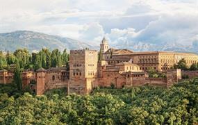 Kouzelná Andalusie v rytmu Flamenca a s nádechem Maurské architektury s průvodcem