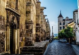To nejlepší z Andalusie - Cordoba + Sevilla + Granada – Alhambra ***