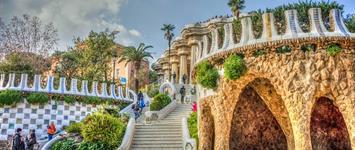 Adventní Barcelona