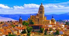 Madrid + Segovia s českým průvodcem