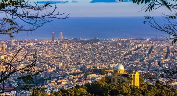 Velikonoce v Barceloně