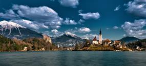 Slovinsko s koupáním + Itálie
