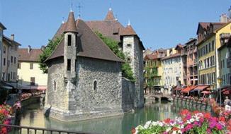 Švýcarské a Francouzské Alpy